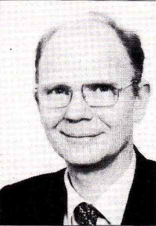 IFSR Secretary/Treasurer Gerard de Zeeuw, IFSR Newsletter 1981 Vol 1 No. 1