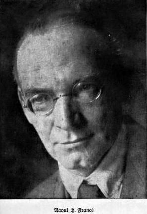 Raoul Heinrich Francé (1874-1943)