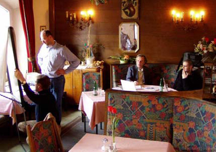 Soeren Brief, Wolfgang Hofkirchner, Gottfried Stockinger, Christian Fuchs, Fuschl Conversation 2004, IFSR Newsletter 2004 Vol. 22 No. 1 October
