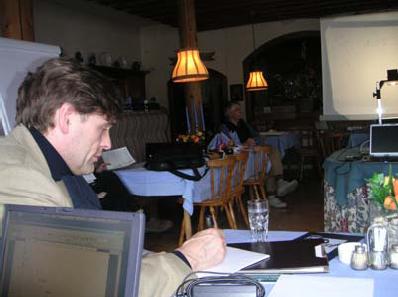 Soeren Brier, Fuschl Conversation 2004, IFSR Newsletter 2004 Vol. 22 No. 1 October