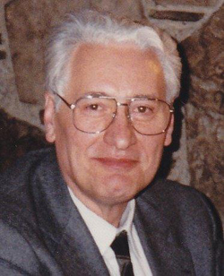 Luigi M. Ricciardi (1942-2011), Luminary, Systems Science, during a European Meeting on Cybernetics and Systems Research in Vienna in the 1990s