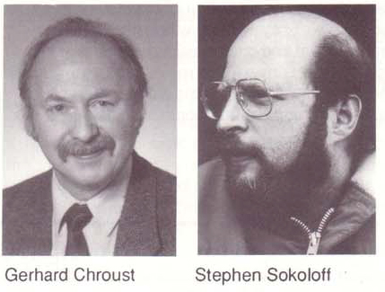 IFSR Newsletter 1993 Vol. 12 No. 1 June, editors Gerhard Chroust and Stephen Sokoloff