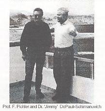 """IFSR Newsletter 1995 Vol. 14 No. 1 March, Dr. """"Jimmy"""" DePaun-Shimanovich"""