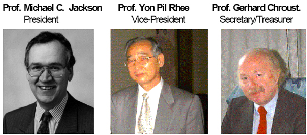 IFSR Elects a New Executive Committee!