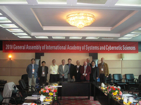 Attendees at the IASCYS General Assembly