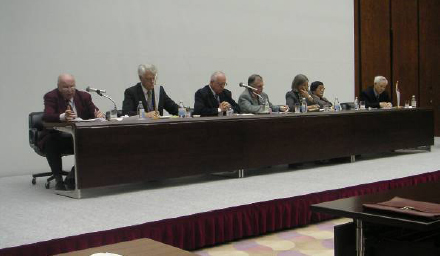Closing Panel of the IFSR 2005, IFSR 2005 Congress, IFSR Newsletter 2005 Vol. 23 No. 1 December