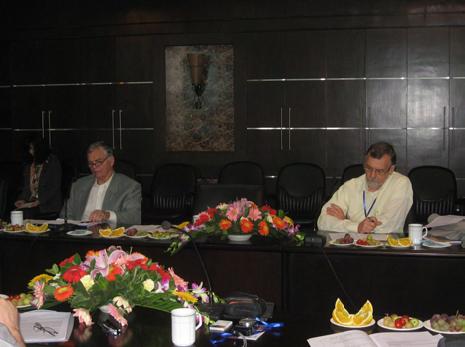 IASCYS/IFSR EC Meeting