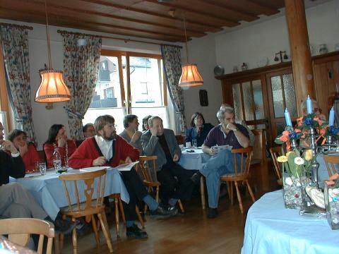 IFSR Fuschl Conversation 2004: A plenary meeting at Fuschl