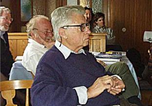 Charles Francois at Fuschl 2004, IFSR Newsletter 2012 Vol. 29 No. 1 September