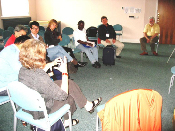 ISSS 2011, Hull, workshop: 'Systemic Approaches to Regional Disasters'