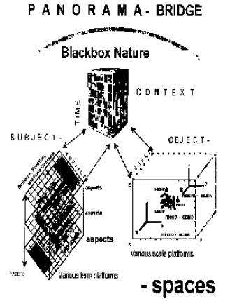 Blackbox Nature and the Cognitive Panorama, Heiner Benking, IFSR Newsletter 1998 Vol 17 No 3-4 December