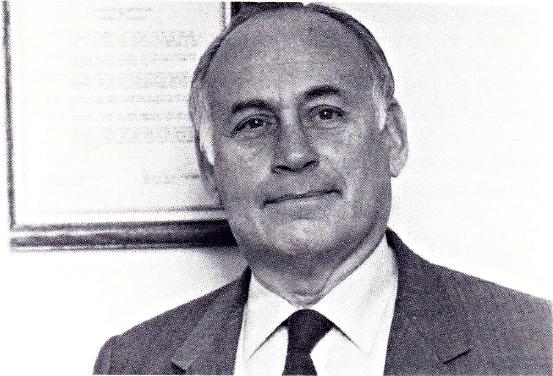 Professor Enrique G. Herrscher, IFSR Newsletter 1991 No. 2 (28)