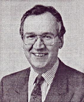 Prof. Michael C. Jackson, Vice-president 1994, IFSR Newsletter 1994 Vol 13 No 3 (34-35) Dec