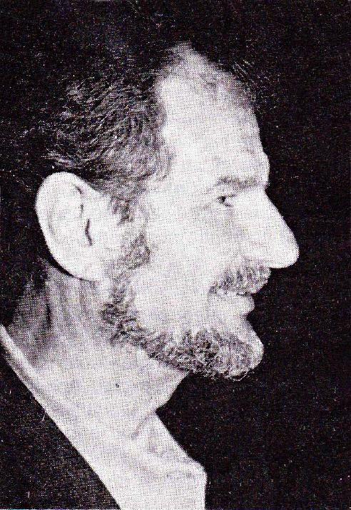 Professor John P. Van Gigch, foto by Stephen Sokoloff, IFSR Newsletter 1988 No. 1 Spring