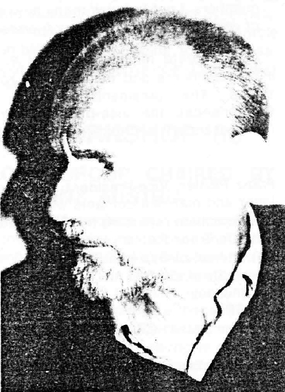 Professor Robert Trappl, foto by Stephen Sokoloff, IFSR Newsletter 1988 no. 2 (18)