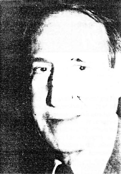 Professor Harold Chestnut, foto by Stephen Sokoloff, IFSR Newsletter 1988 No. 2 (18)