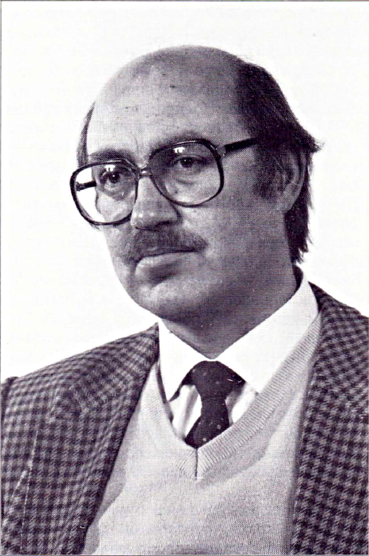 Professor Dr. Ir. Gerrit Broekstra, IFSR Newsletter 1989 No 1 (21)